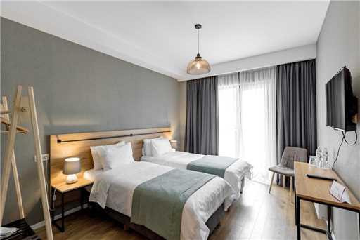 Hotel Stancia Kazbegi Twin