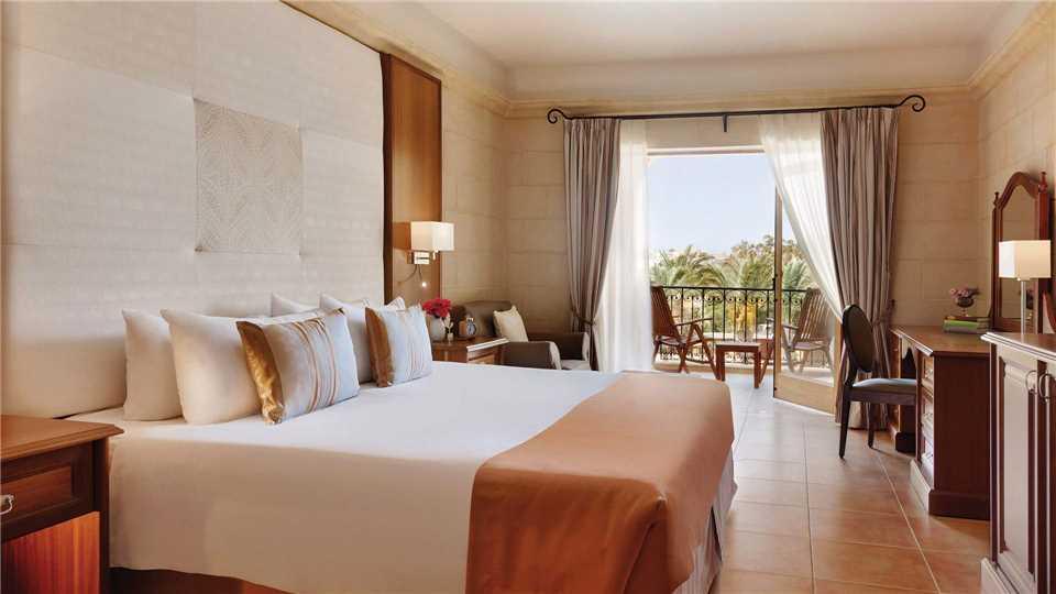 Kempinski Hotel San Lawrenz Doppelzimmer