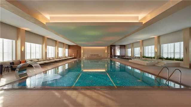 Hyatt Regency Tashkent Pool