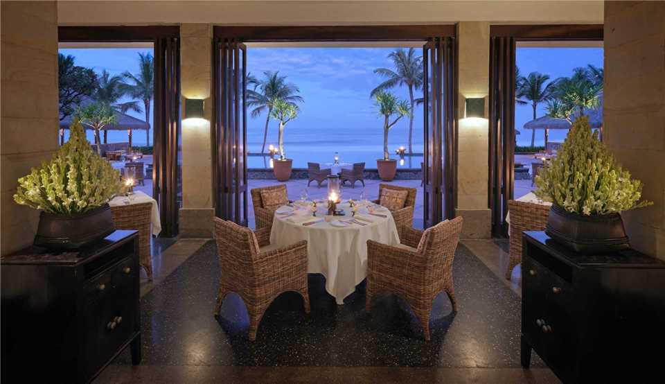 The Legian Sire, Lombok Restaurant