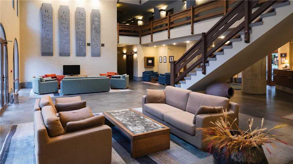 Tufenkian Avan Dzoraget Hotel Lobby