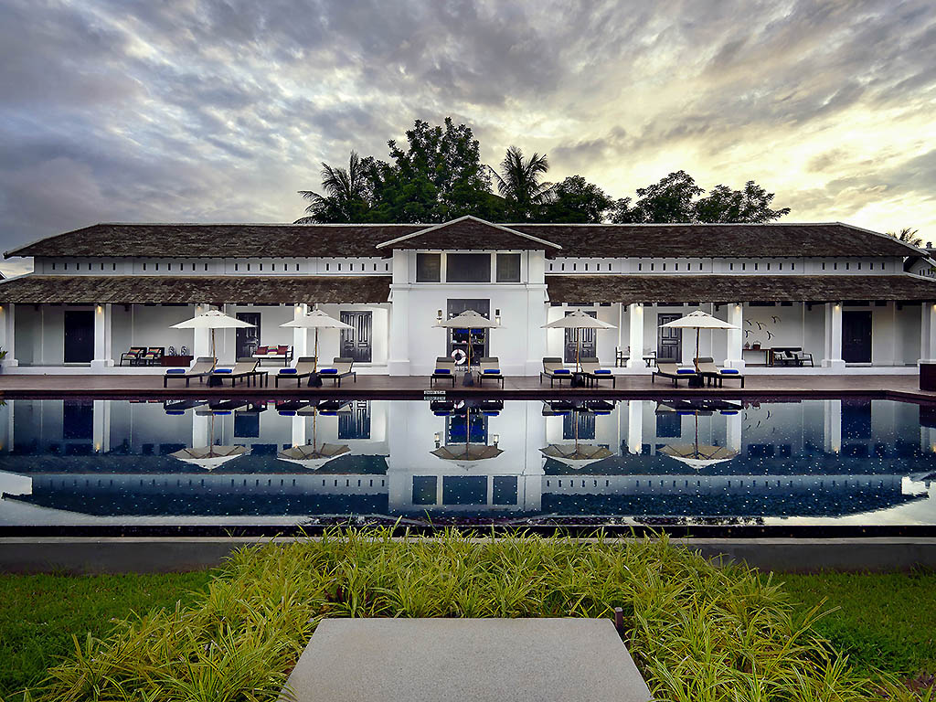Sofitel Luang Prabang Pool