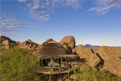 Mowani Mountain Camp Suite
