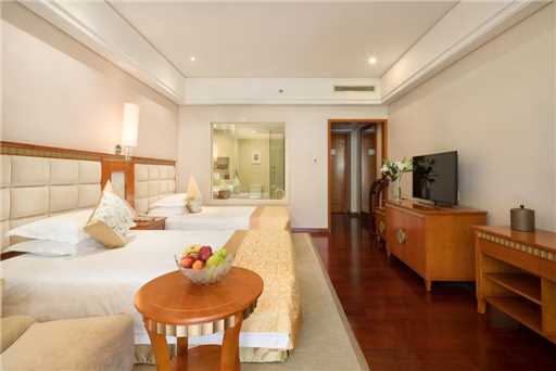 Qinghe Jinjiang International Hotel Twin