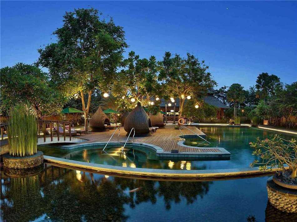 Amarterra Villas Bali Nusa Dua - MGallery Collection Terrasse