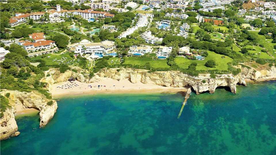 Vila Vita Parc Resort & Spa Außenansicht