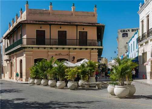 Encanto Camino de Hierro Hotelansicht