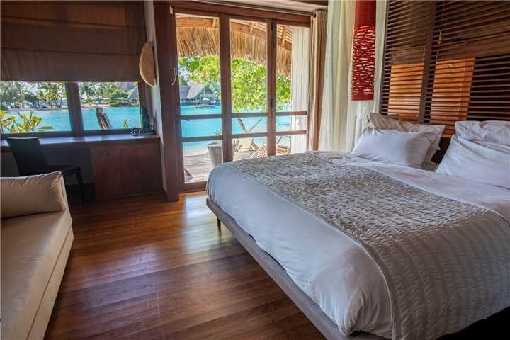 Le Méridien Bora Bora Villa