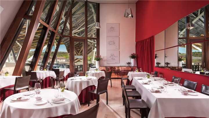 Hotel Marques de Riscal Restaurant