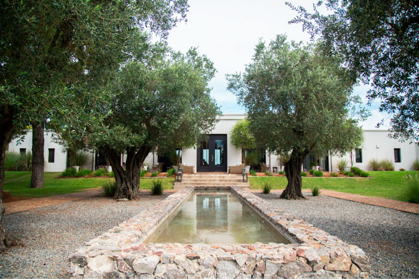Casa Chic Eingang