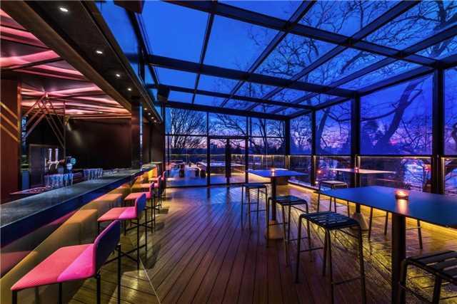 VUE Hotel Hou Hai Bar