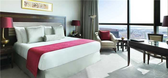Bab Al Qasr Hotel Superiorzimmer