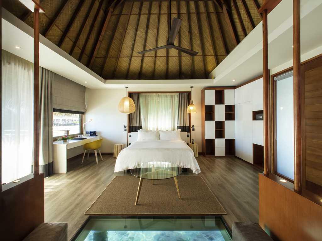 Tahiti Ia Ora Beach Resort managed by Sofitel Doppelzimmer