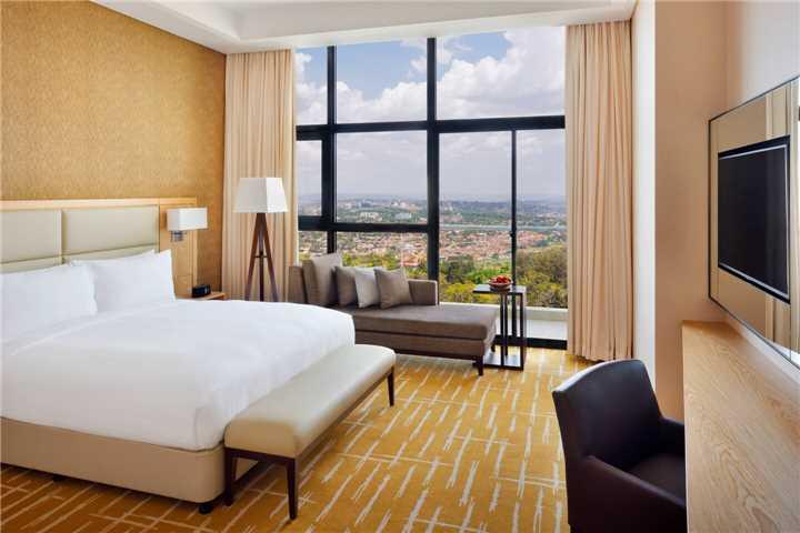 Kigali Marriott Hotel Zimmer