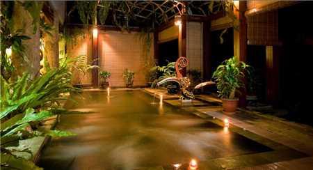 Borneo Highlands Resort Pool