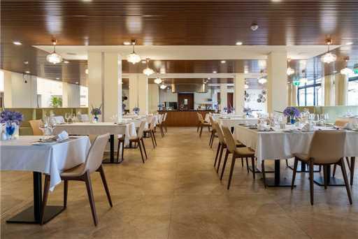 Mantis Kivu Marina Bay Hotel Restaurant
