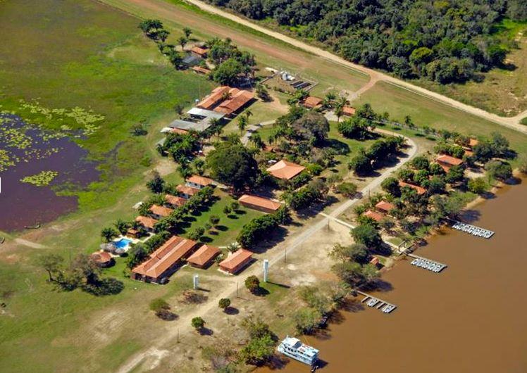 Pantanal Norte Panoramablick