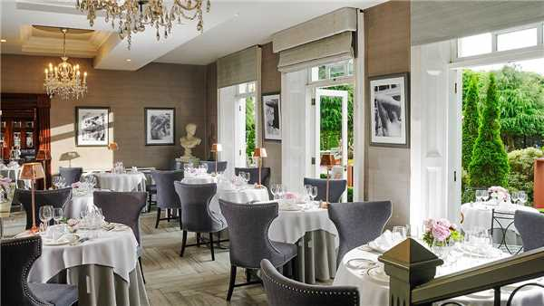 Hayfield Manor Hotel Cork Restaurant