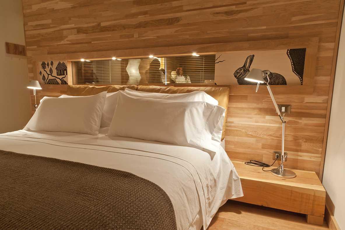 Tierra Patagonia Superior Zimmer