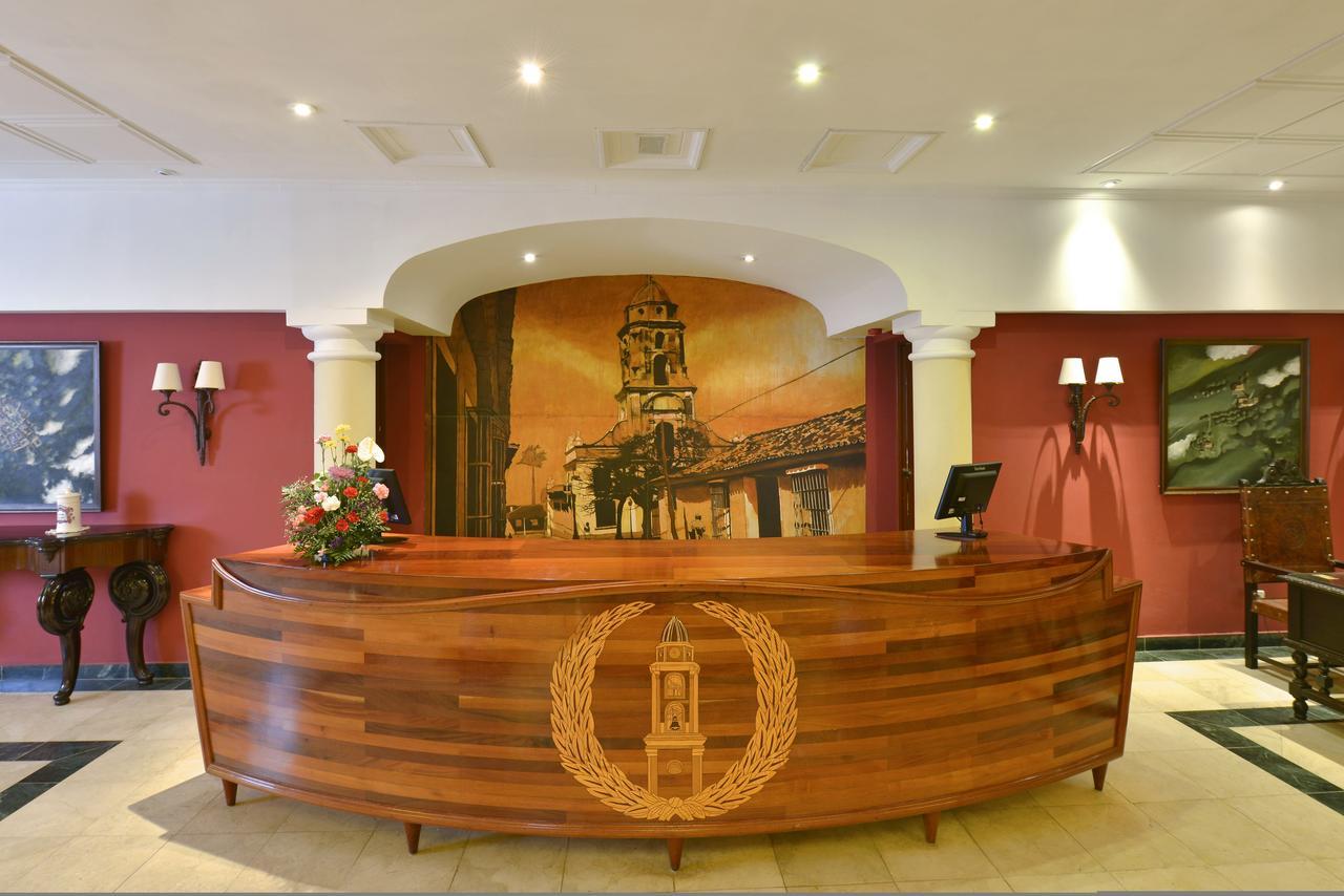 Iberostar Grand Hotel Trinidad Rezeption