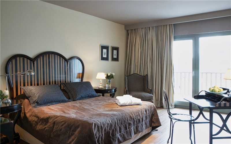 Zimmer Hotel Aegli in Arachova