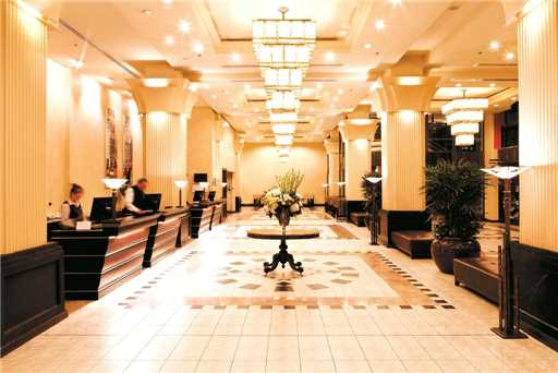 The Grace Hotel Sydney Lobby