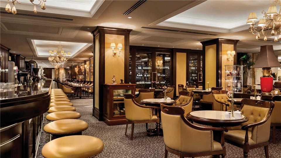 Hotel Baltschug Kempinski Restaurant