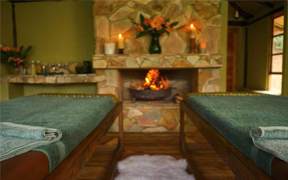 Bwindi Lodge Spa