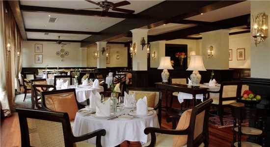 Cameron Highlands Resort Restaurant