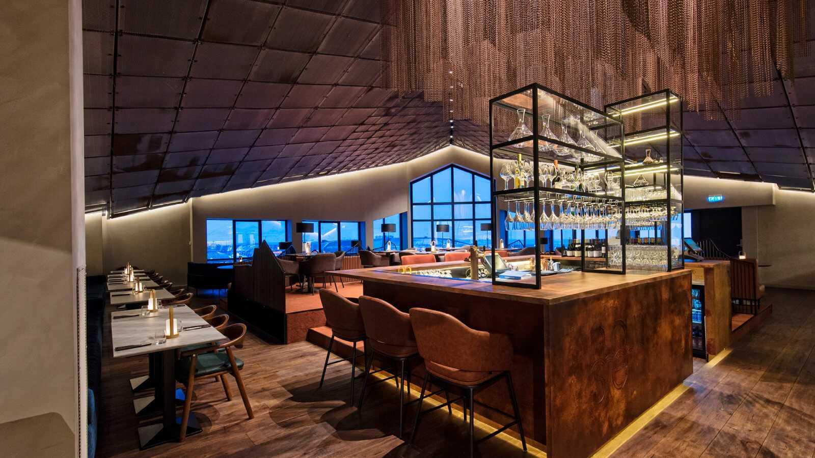 Radisson Blu Polar Hotel Spitsbergen Restaurant