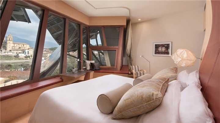 Hotel Marques de Riscal Premiumzimmer