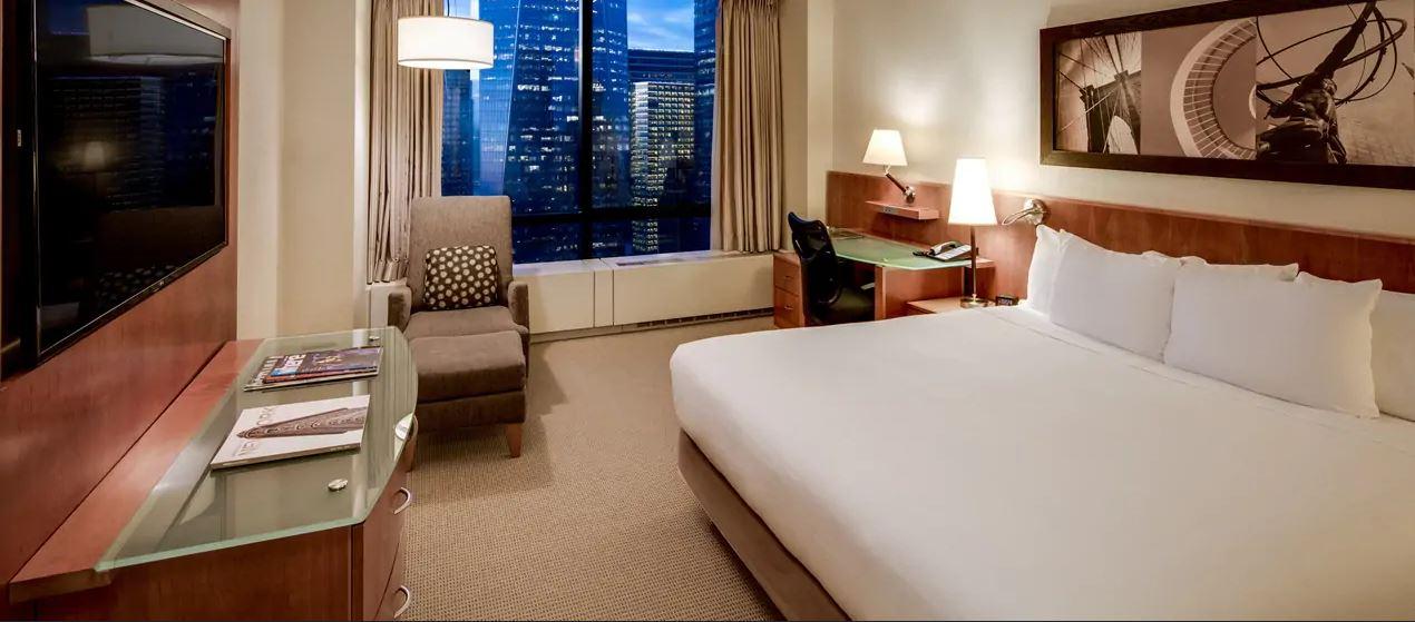 Millenium Hotel Doppelzimmer