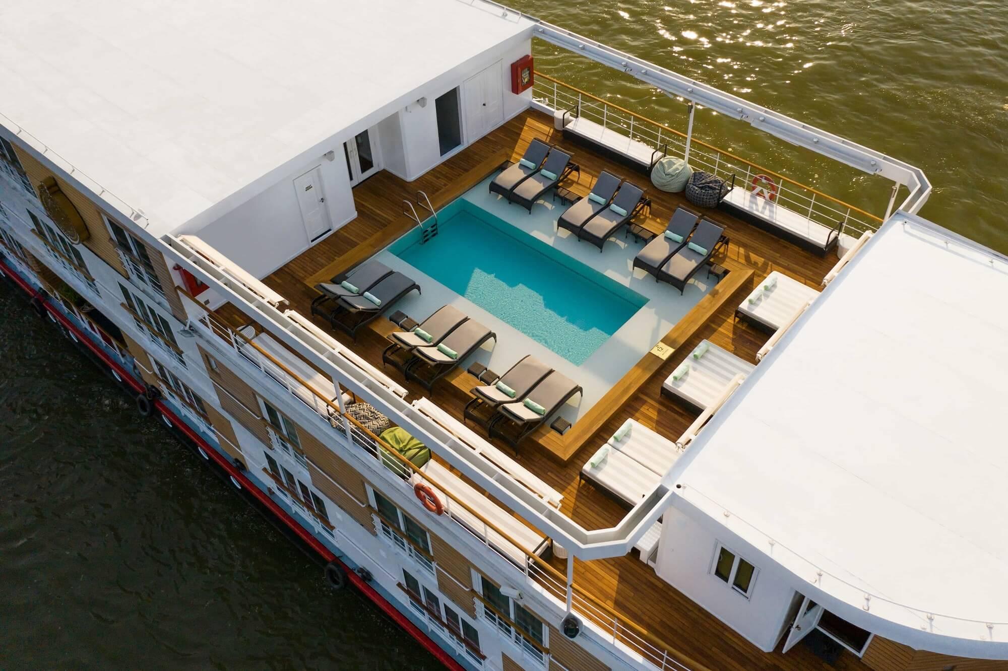 The Strand Cruises Pool