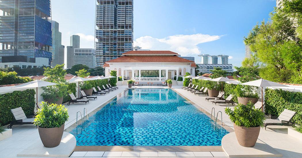 Raffles Singapore Pool