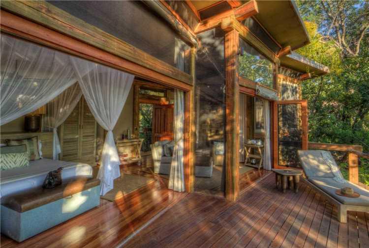 Camp Okavango Doppelzimmer
