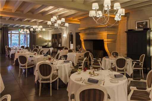 Le Vallon de Valrugues & Spa Restaurant