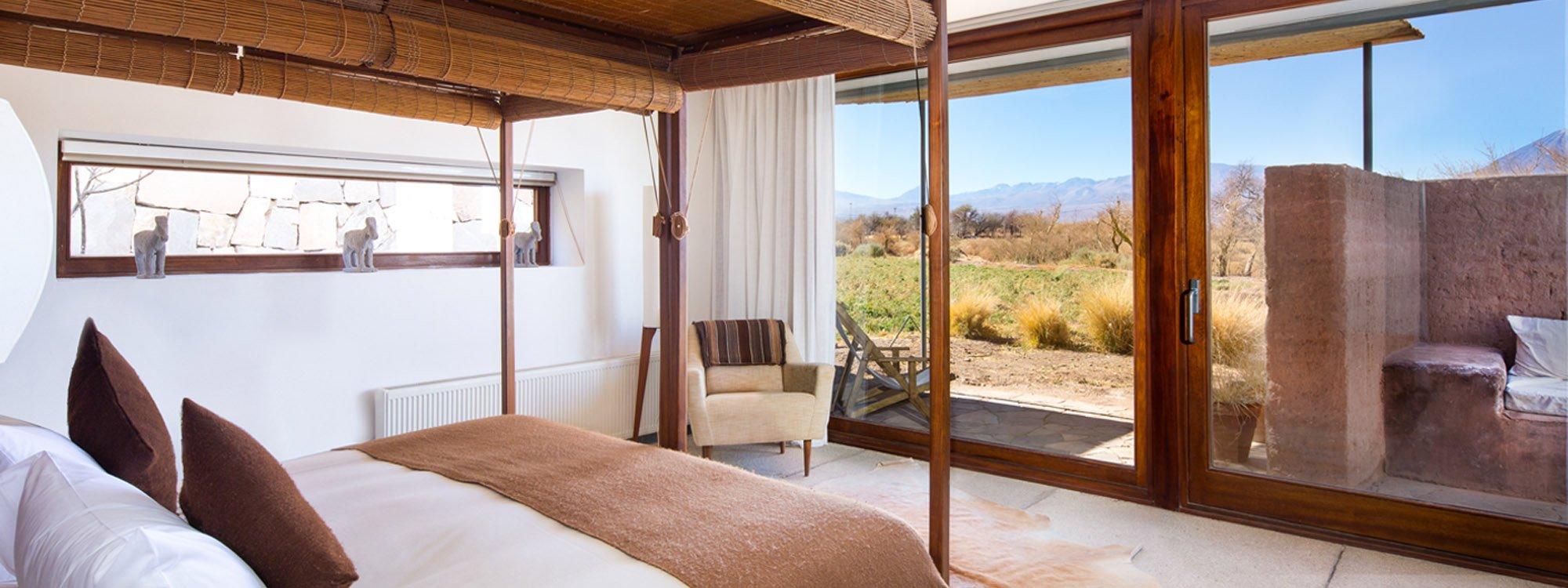 Tierra Atacama Doppelzimmer