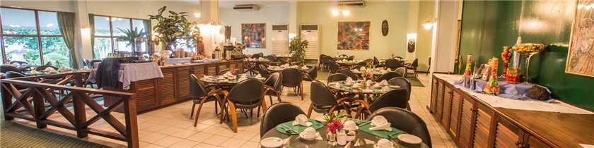 Madang Resort Restaurant