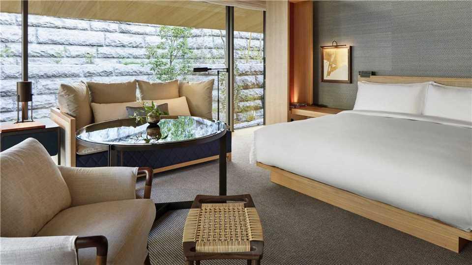 Park Hyatt Kyoto Doppelzimmer