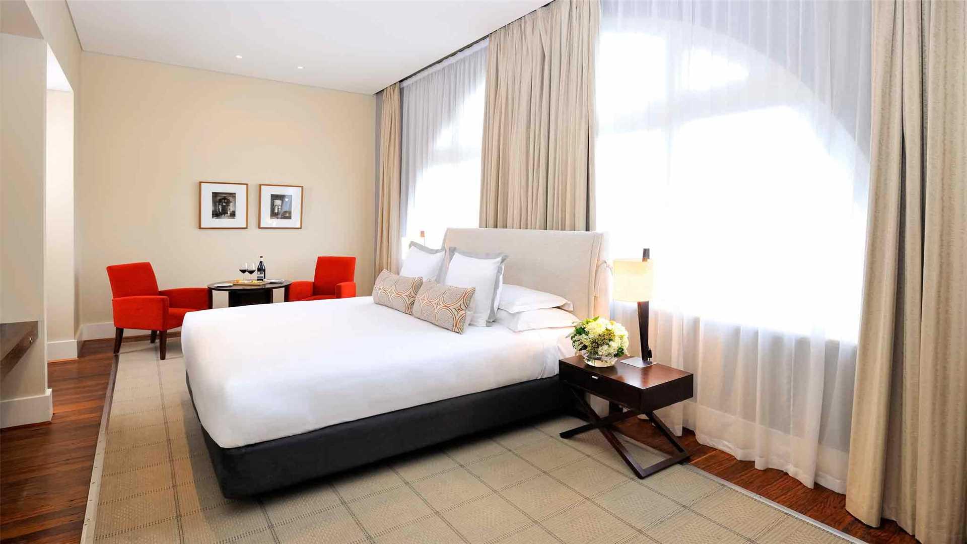 Hotel Lindrum Melbourne, MGallery by Sofitel Doppelzimmer