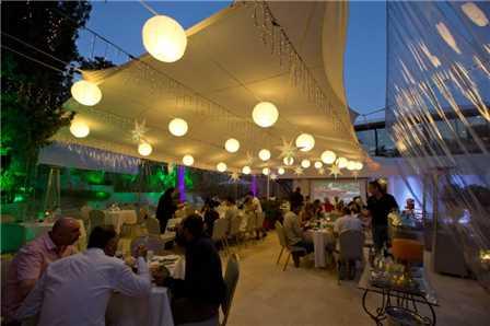 Amman International Terrasse