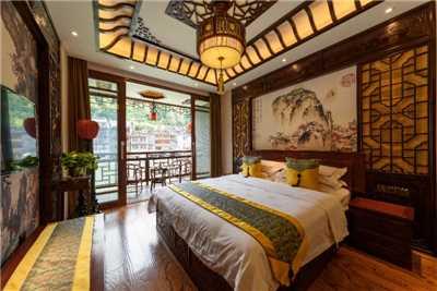 Sulv Lianhua Doppelzimmer
