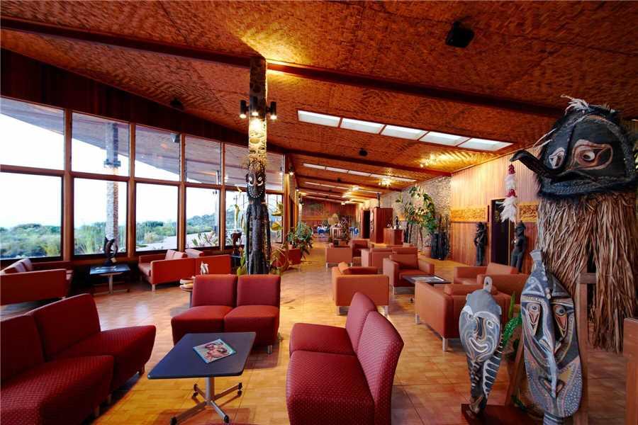 Rondon Ridge Lodge Lounge