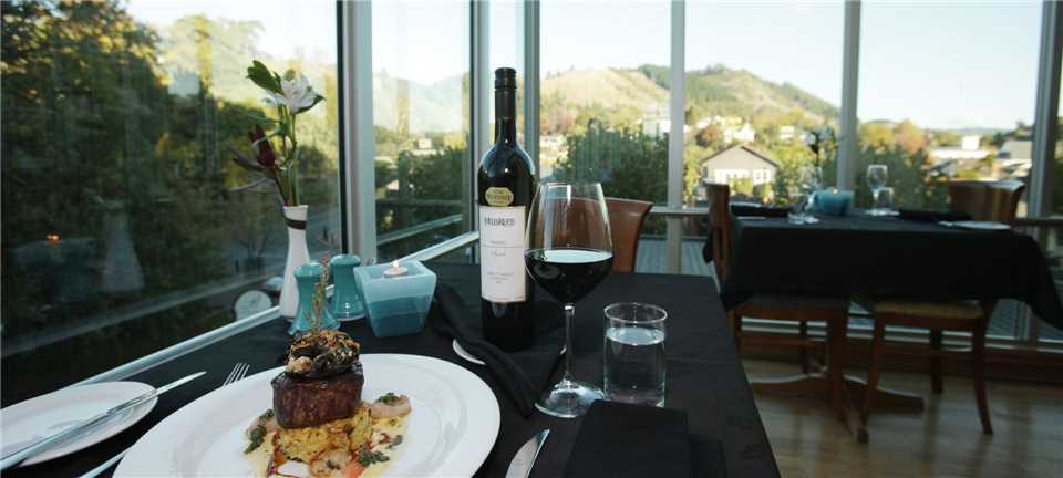 Rutherford Hotel Dinner