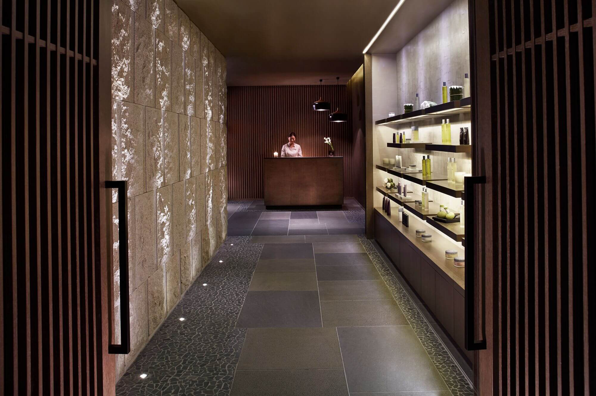The Ritz-Carlton Kyoto Wellnessbereich