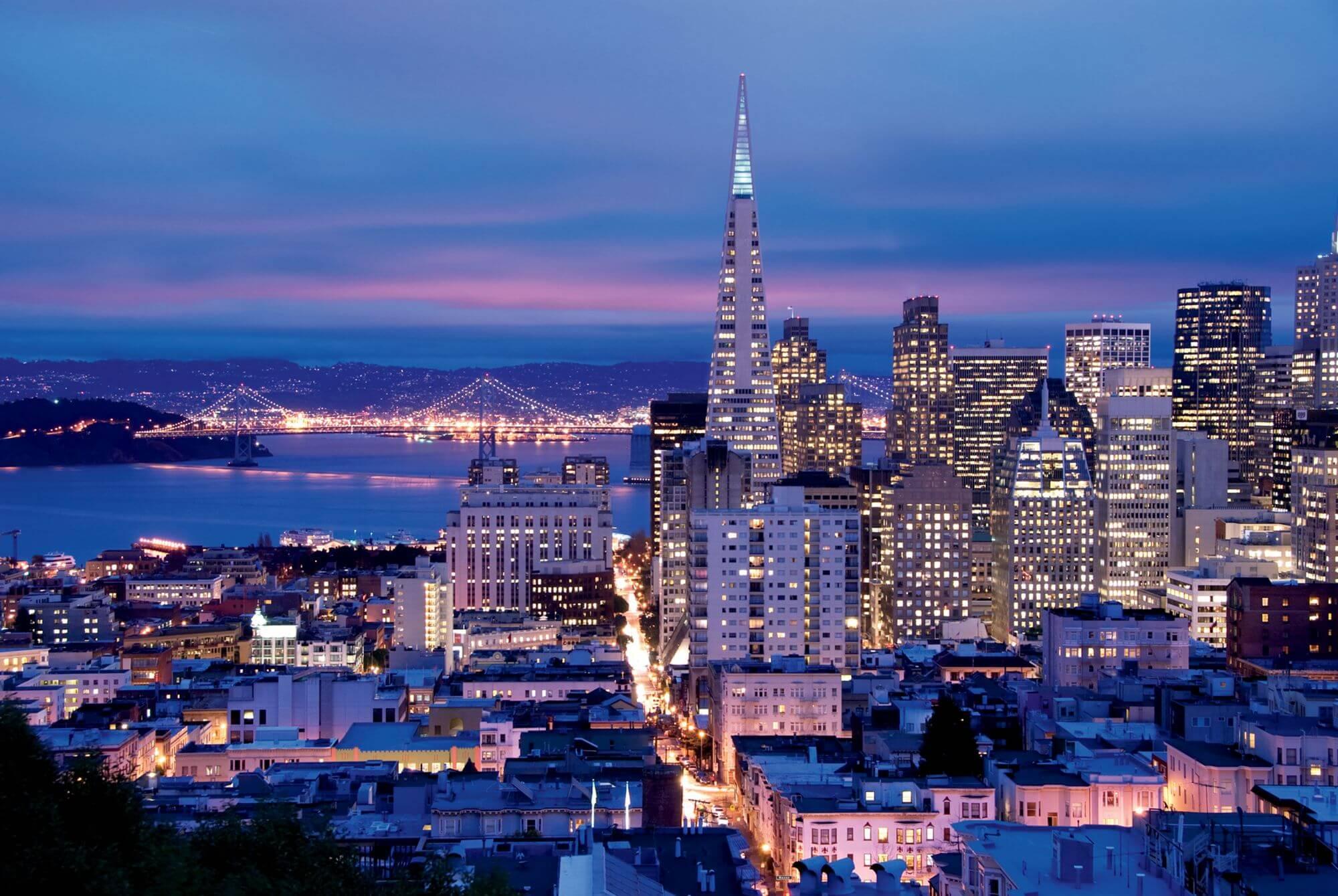 The Ritz Carlton San Francisco Ausblick
