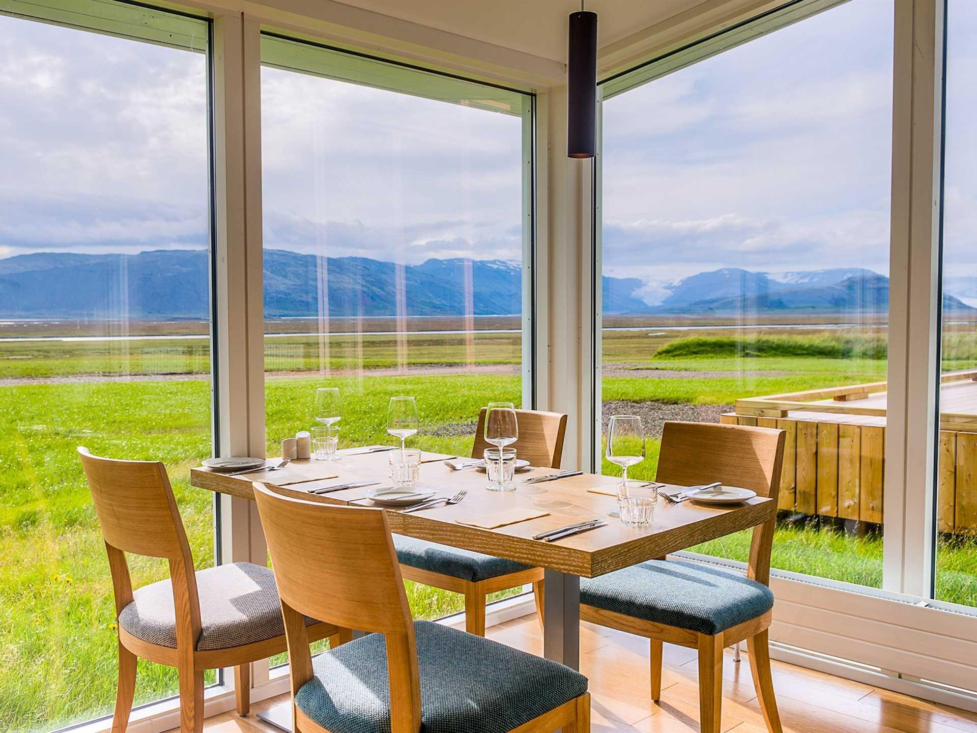 Fosshótel Vatnajökull Restaurant