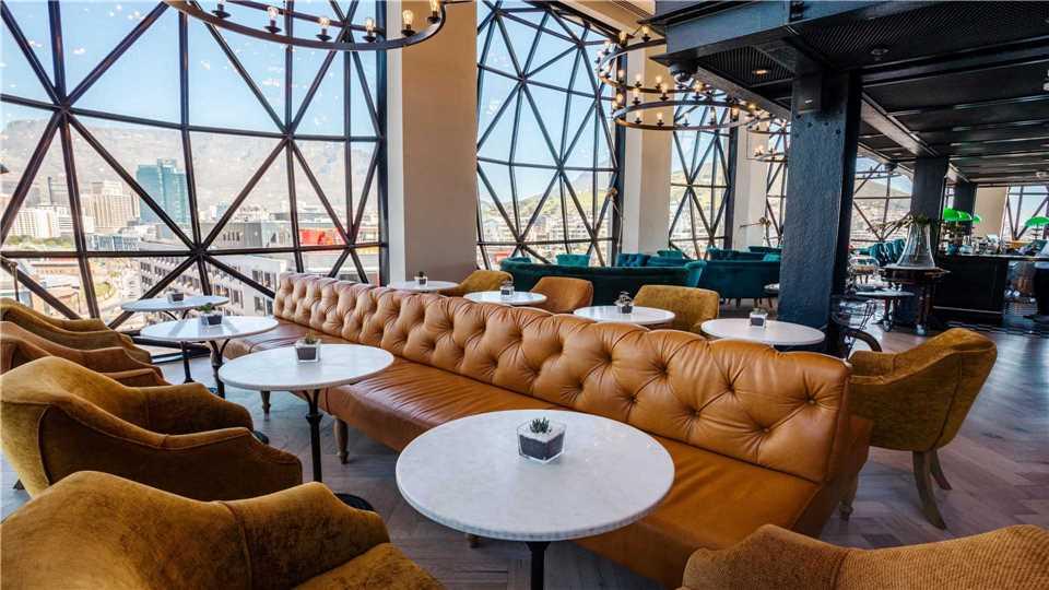 The Silo Bar und Lounge
