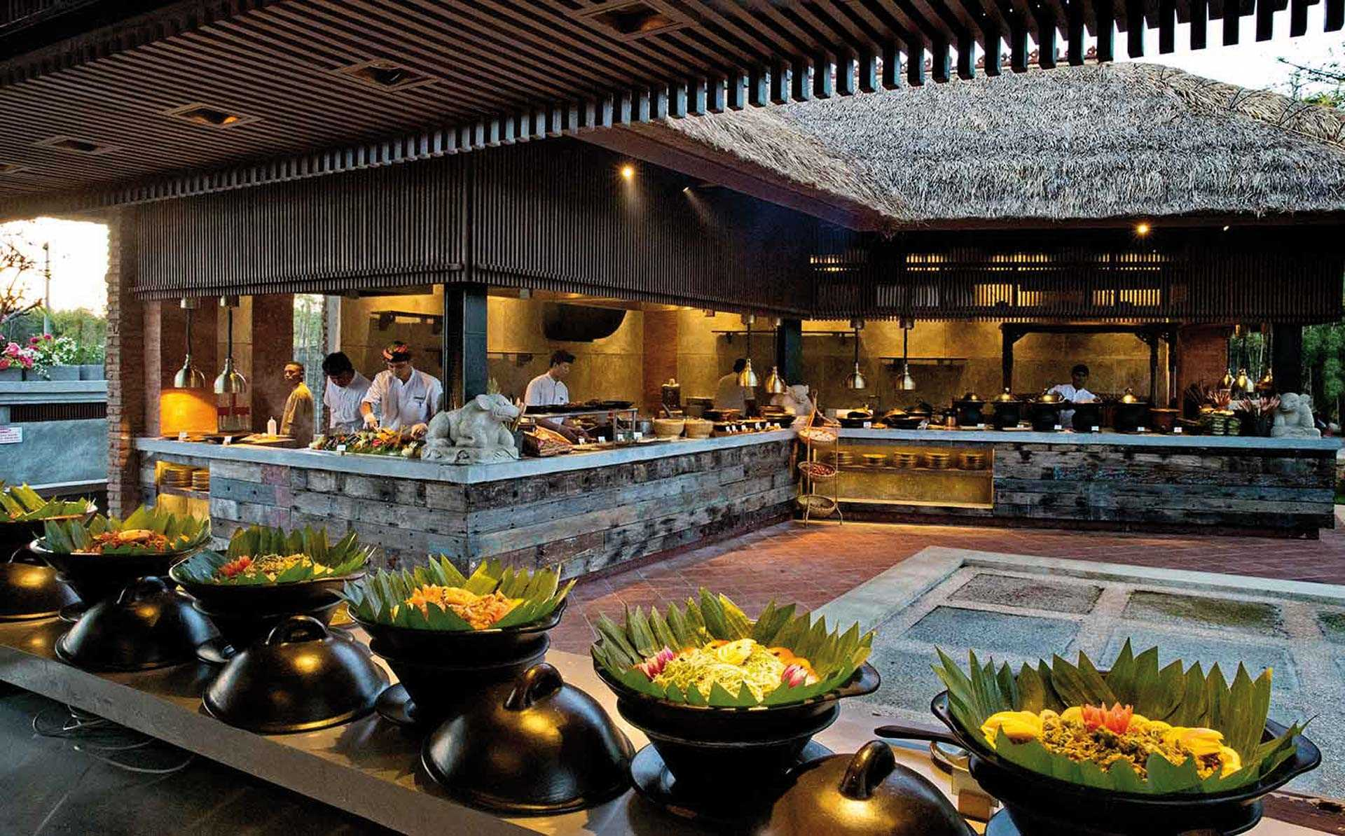 Ayana Resort and Spa Bali Restaurant