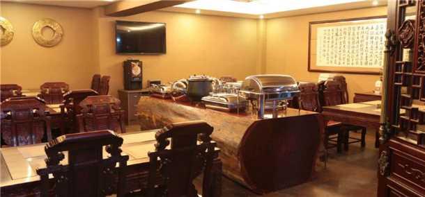 Phoenix City Boutique Hotel Restaurant